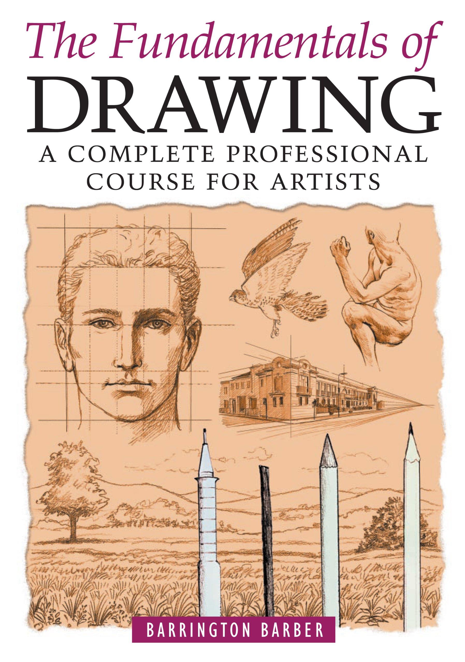 artist drawing book