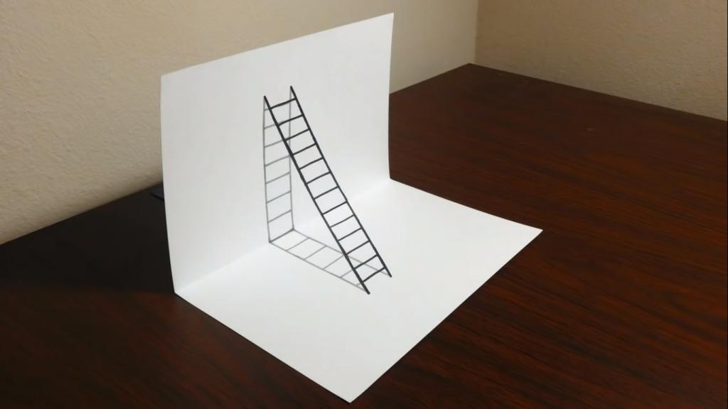 Ladder Drawing