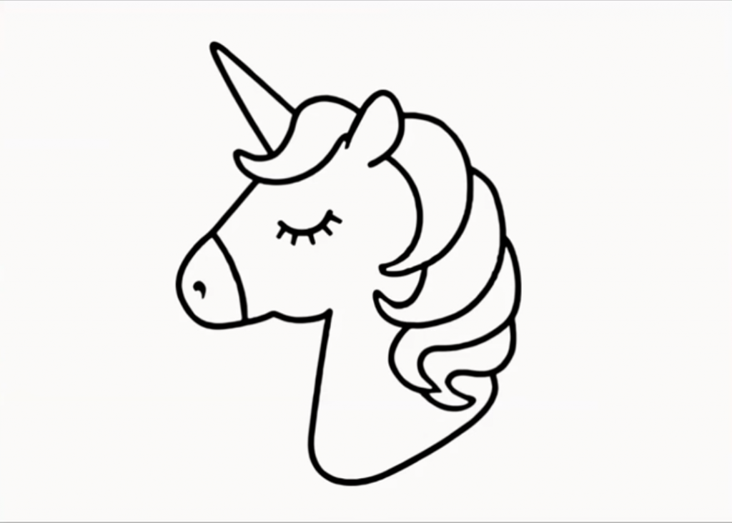 How to Draw a Unicorn | Step by Step #unicorn
